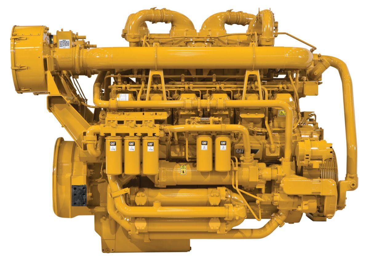 Cat® 3508B Industrial Diesel Engine