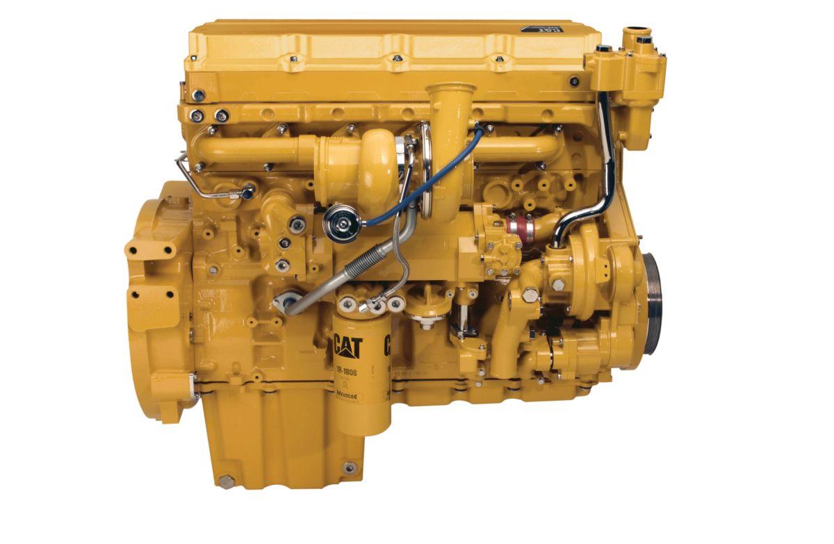 C13 Acert Dry Manifold Peterson Power Fuel Filters Petroleum Engine