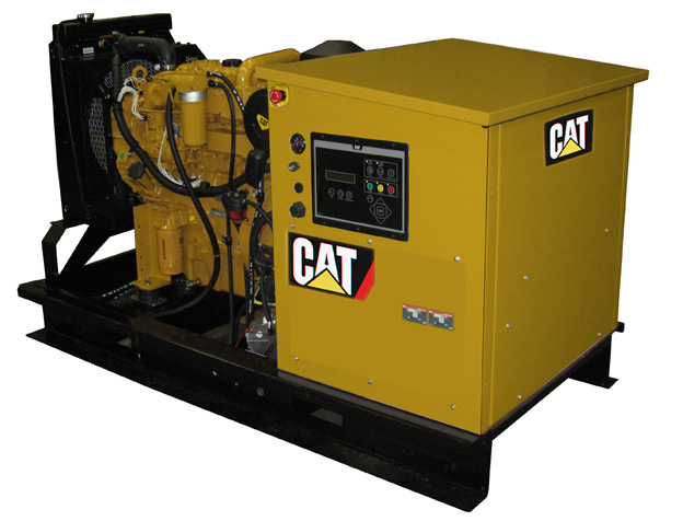 40 kW Emergency Standby Generator | Peterson Power