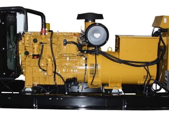 Cat C7.1 125 kW Emergency Standby Generator Set
